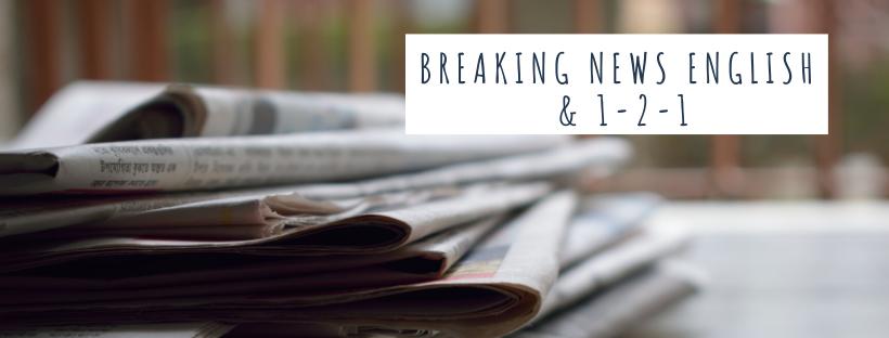 Breaking News English i jak wykorzystać