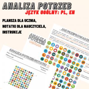 Analiza Potrzeb (Needs Analysis) Język ogólny